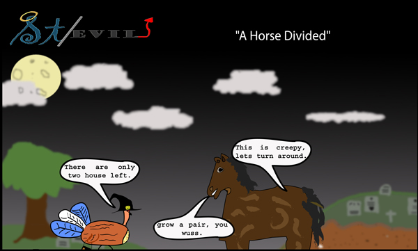 A Horse Divided