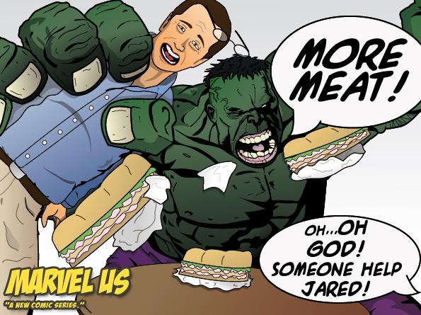 Marvel Us 03.04.07