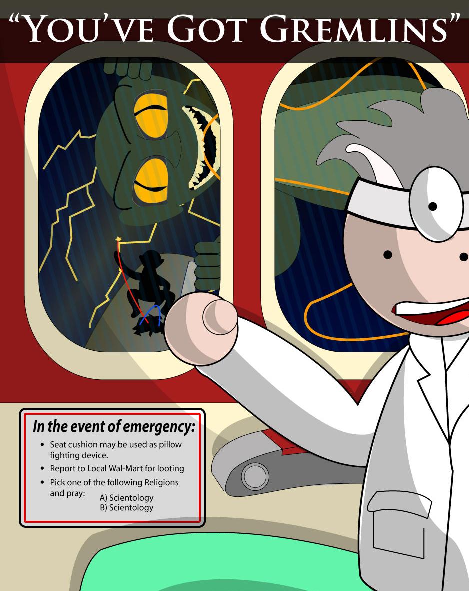 Diagnosis: Gremlins