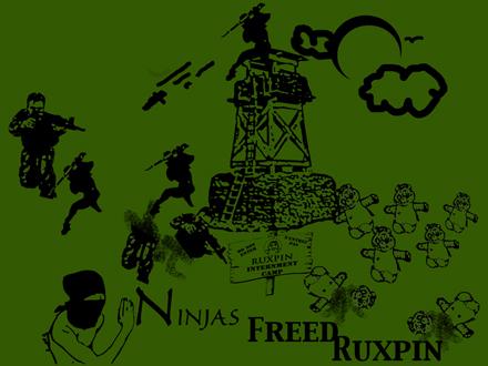 Ruxpin's Plight